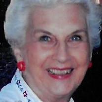 Joyce Everitt McBride Ryg