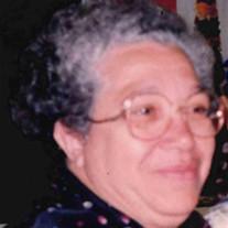 Alda Carvalho Radcliffe