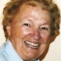 Margaret Tribbett