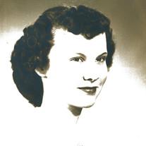 Shirley Irene Triplett