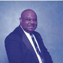 Rev. Abraham Lockhart