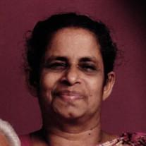Mrs.  Alayamma Baby