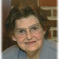 Blanche M. Fredal