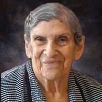 Virginia B Weaver