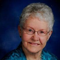 """Mrs. Margaret E. """"Peg"""" Carlson"""