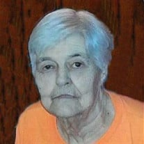 Nellie Virginia Robertson Smith of Ramer, Tennessee