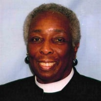 Rev. Agnes Rawlins Johnson