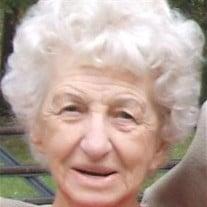 Mrs. Anita Vernice McCluskey