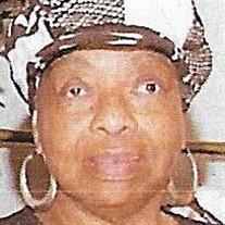 Mrs. Lannis Mae Brown