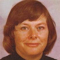 Yvonna Mae (Purvine) Garrett.