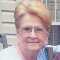 Katherine Ann Hillman