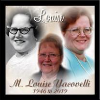 M. Louise Yacovelli