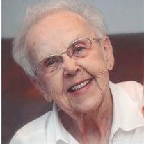 Helen Bonebrake Straeffer
