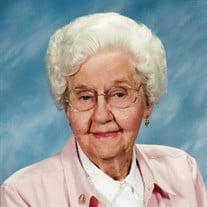 """Sally"" Bertha Larson"