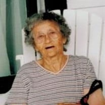 Ruby Whitman  Horn, of Henderson