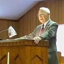 Rev James Henry Dortch
