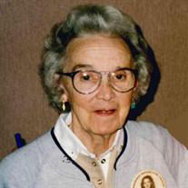 Margaret Ellen (Peepsie) Cassell Picquet