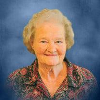Mrs. Vera Stowe