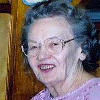 Agnes A. Cook