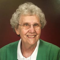 Ann Theresa Clark Hardesty