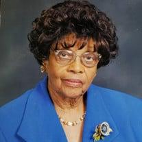 Mrs. Gloria Starlard Lacey