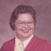 Margaret Louise Bogan