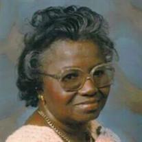 Deaconess Virginia Mae Hickman