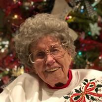 Margaret  Faye Bennett