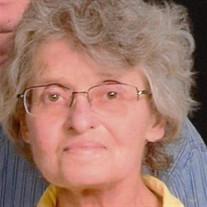 Gwen Ellen Zanzinger