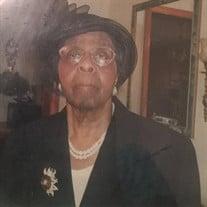 Mrs. Mary Lois Matthews