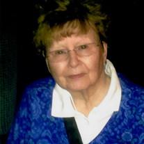 Marjorie Ann Salisbury