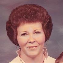 Patsy Sue Ellison Cox