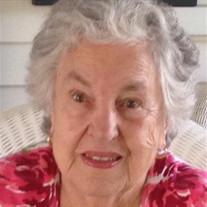 "Betty L.(Goff) ""BLT"" Thompson"