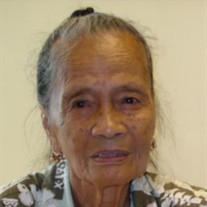 Dolores Butin Barayuga