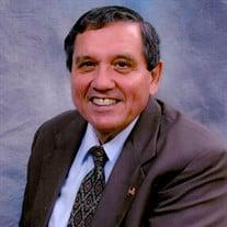 """Rev. William """"Bill"""" L. Huffaker Jr."""