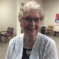 Barbara Jean Sutherland