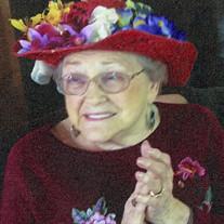 Mary Mae Matthews