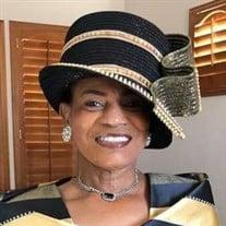 First Lady Naomi D. Norman