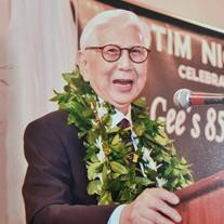 Dr. Chuck Yim Gee