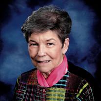 Jane Lewis Berrier