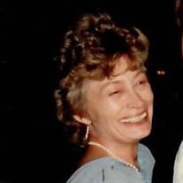 Mrs. Barbara (Bensson) Fernstrom