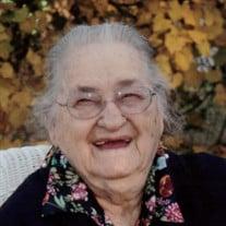 Mrs. Mary Jane Hudson