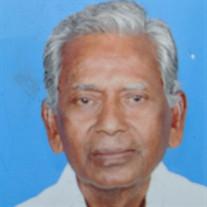 Govindasamy S. Gounder,  M.D.