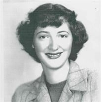 Betty Jean Malhiot