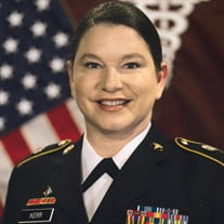 Sgt. Michelle Williams Kerr