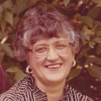 Joan Marlene Weir