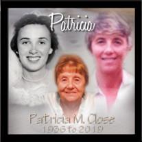 Patricia M. Close