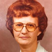 Rosa Mae Ward