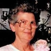 Mary Jo Willis - Henderson, TN