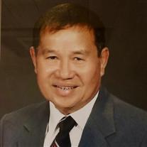 Mr. Khamphou Phetsinorath